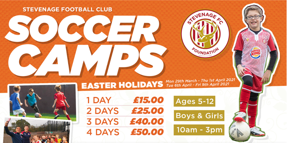Easter Camps 2021