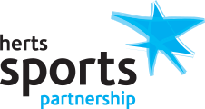 Herts Sports Partnership Logo