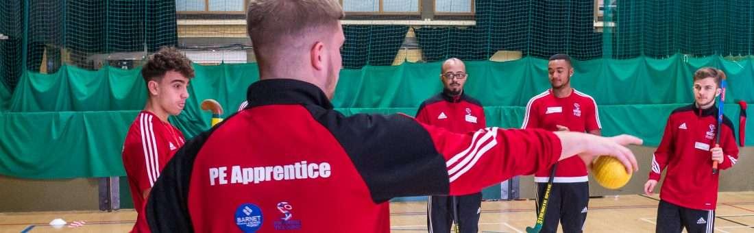 Stevenage Sporting Futures Training