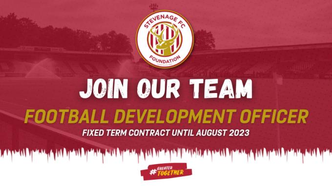Football Development Officer Vacancy